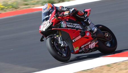 Zanetti Ducati Panigale V4 R Motoamerica 2020