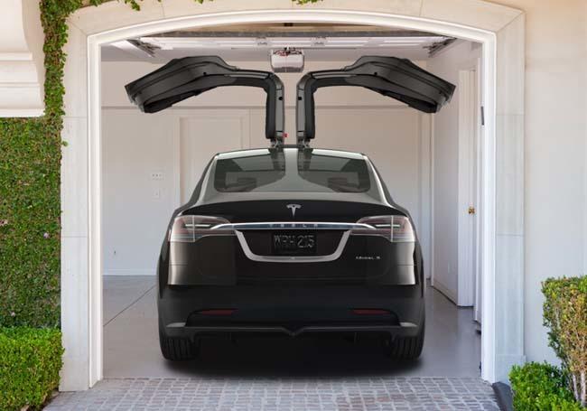 Foto de Tesla Model X (11/15)
