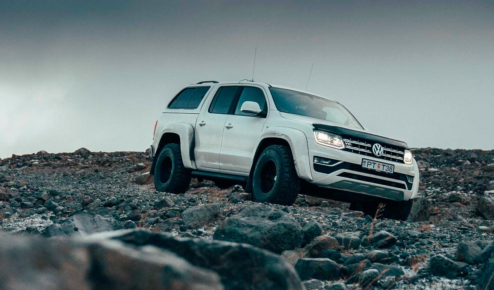 Foto de Volkswagen Amarok AT35 (1/5)