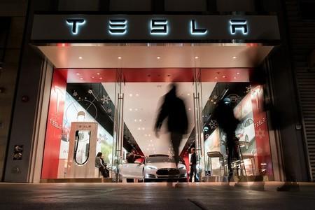 Tienda Tesla China