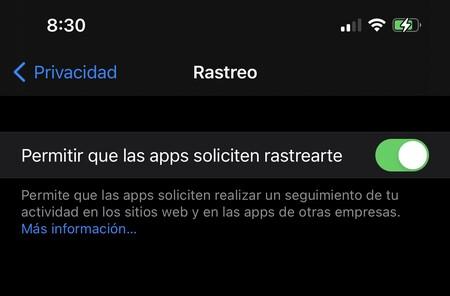 transparencia d apps