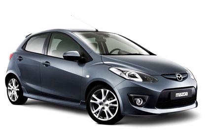 Nuevo Mazda2, datos e imágenes nuevas antes de Ginebra