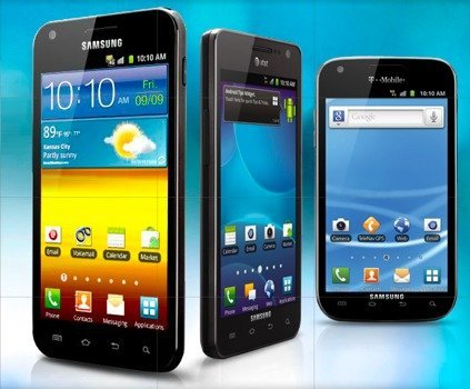 Samsung Galaxy S II vs iPhone 4S