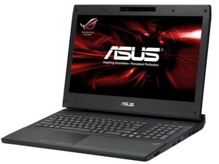 ASUS G74SX, el portátil más jugón