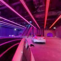 Musk prometió coches autónomos a 240 km/h en su revolucionario túnel de Las Vegas: la realidad es que (por ahora) van a 50 km/h