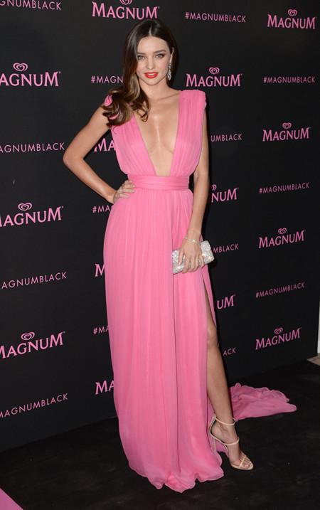 Miranda Kerr Cannes 2015 Magnum Emanuel Ungaro 2