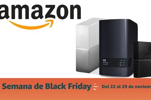 Black Friday 2019: las mejores ofertas en discos duros externos y portables de Amazon