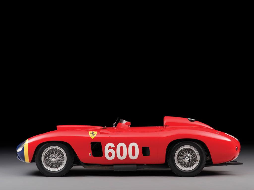 Foto de Ferrari 290 MM de Juan Manuel Fangio (3/15)