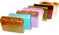 Jabones de glicerina para todos los gustos