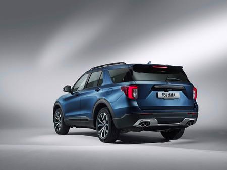 Ford Explorer Plug In Hybrid