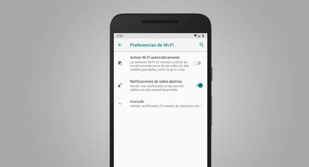 Android Pie te permite activar el Wi-Fi cerca de redes guardadas, en todos los móviles
