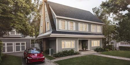 Techo Solar Tesla 5