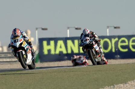 Doblete español en Qatar: ¡ya mandamos en Superbikes!