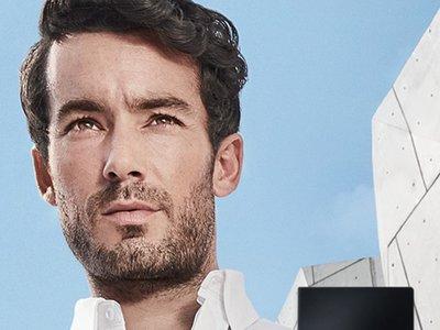 Aarón Díaz debuta como la imagen de la novedosa y fresca fragancia de Perry Ellis