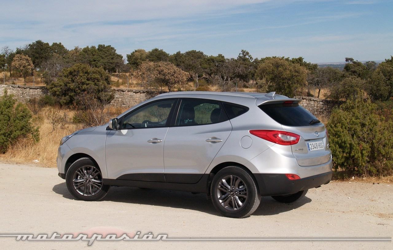 Foto de Hyundai ix35  (miniprueba en Madrid) (5/23)