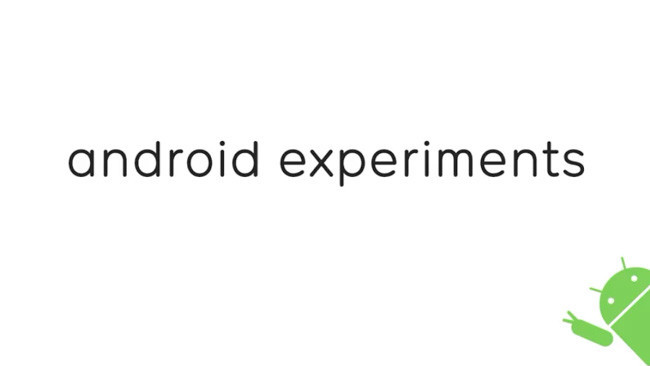 Android Experiments 2