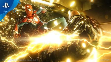 Spider-Man se enfrenta a Electro y otros enemigos jurados en su gameplay más explosivo [E3 2018]
