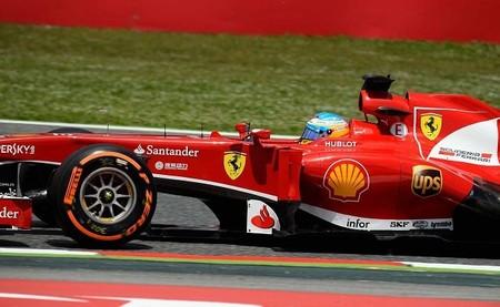 Fernando Alonso y Ferrari logran una aplastante victoria en Montmelò