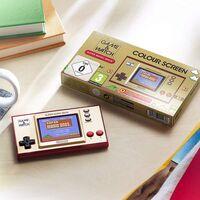 Regresa a los ochenta por menos de 40 euros con esta Nintendo Game & Watch Super Mario Bros en oferta en el outlet de MediaMarkt