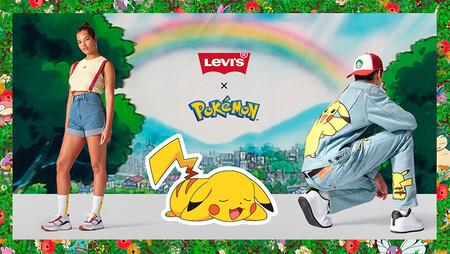 La colección Levi's x Pokémon llega a México: estos son sus productos y precios para celebrar el 25 aniversario de la franquicia