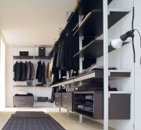 El baúl de Decoesfera: un vestidor bien organizado