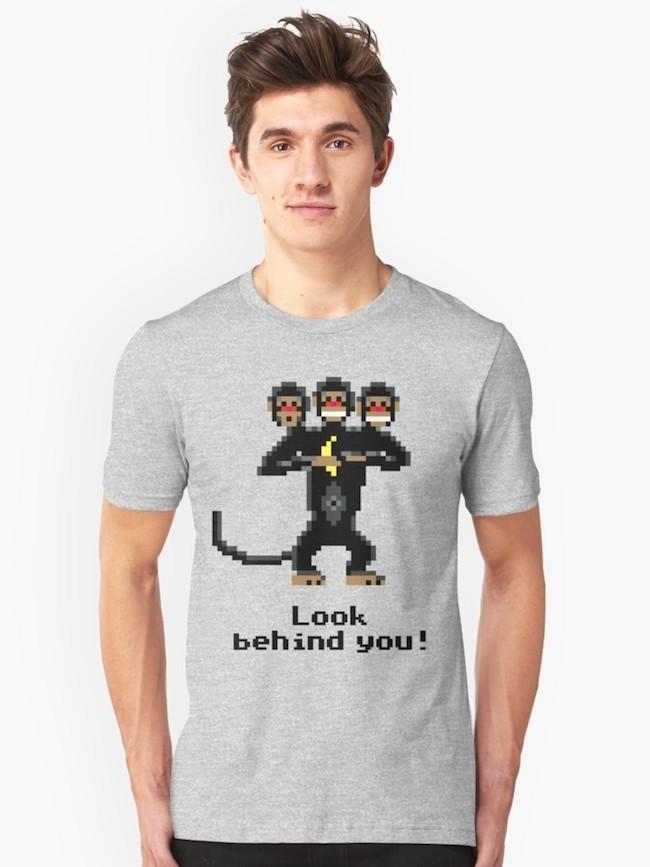 Camiseta Monkey Island