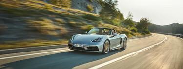 Porsche celebra los 25 años del Boxster con una serie limitada de su emblemático roadster: 400 CV y 22 unidades para España