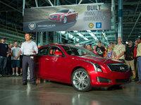 Empieza la producción del Cadillac ATS