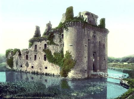Caerlaverock Castle Siglo Xiii