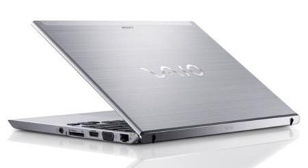 Sony VAIO T13, el primer Ultrabook de Sony