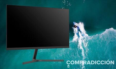 Superrebajado: con este cupón de descuento tienes el monitor FullHD para PC Xiaomi Mi Desktop 1C por sólo 96 euros