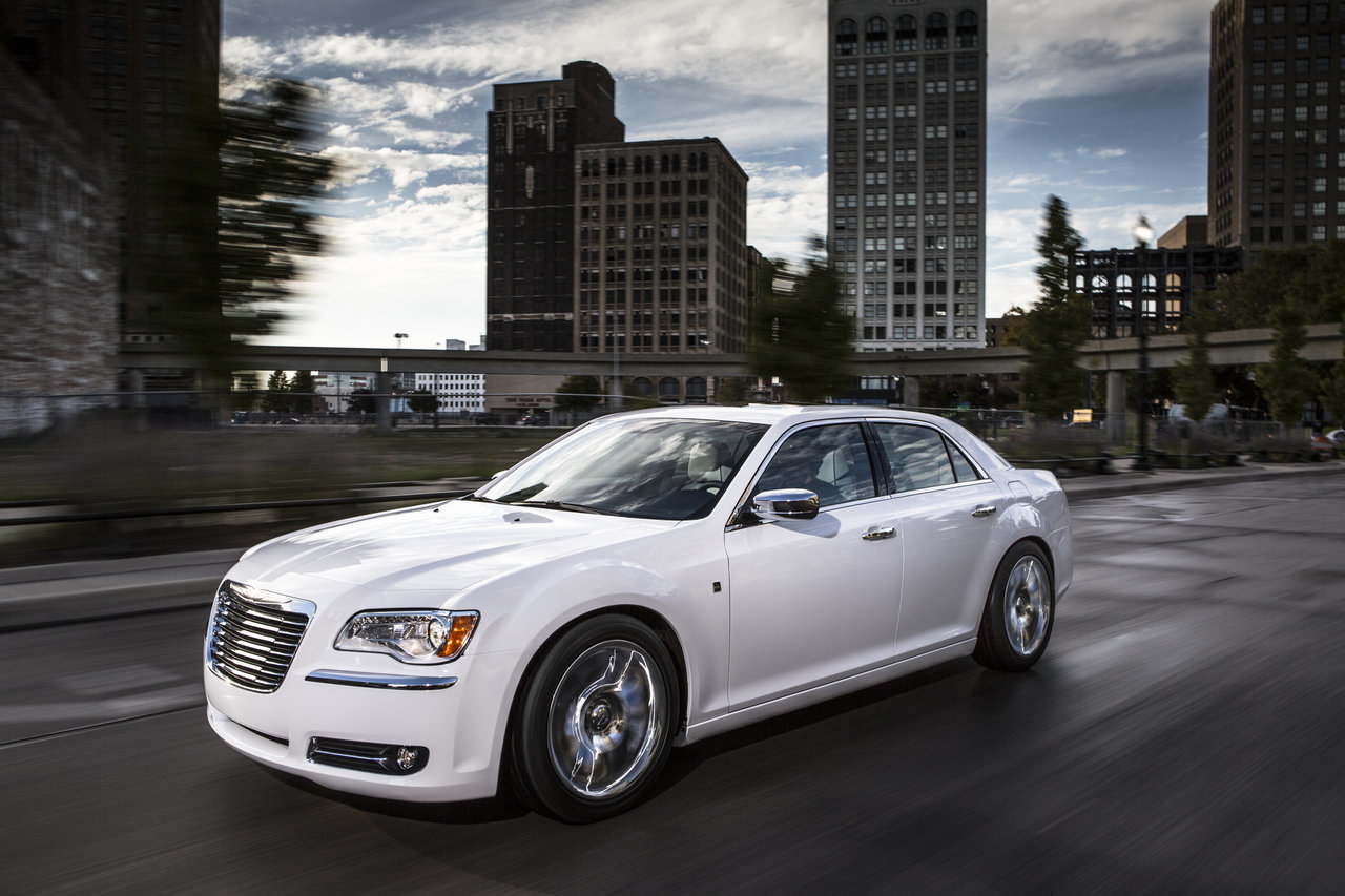 Foto de Chrysler 300C Motown Edition (1/21)