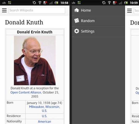 Wikipedia se actualiza en el mundo móvil