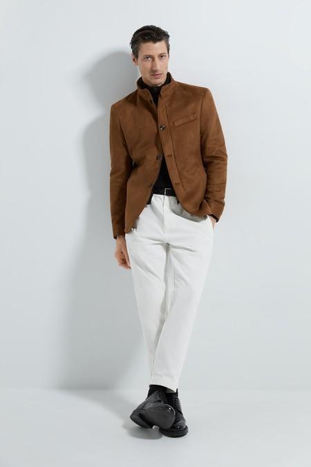 Exprime al máximo los días de invierno con éstas chaquetas de efecto ante de Zara
