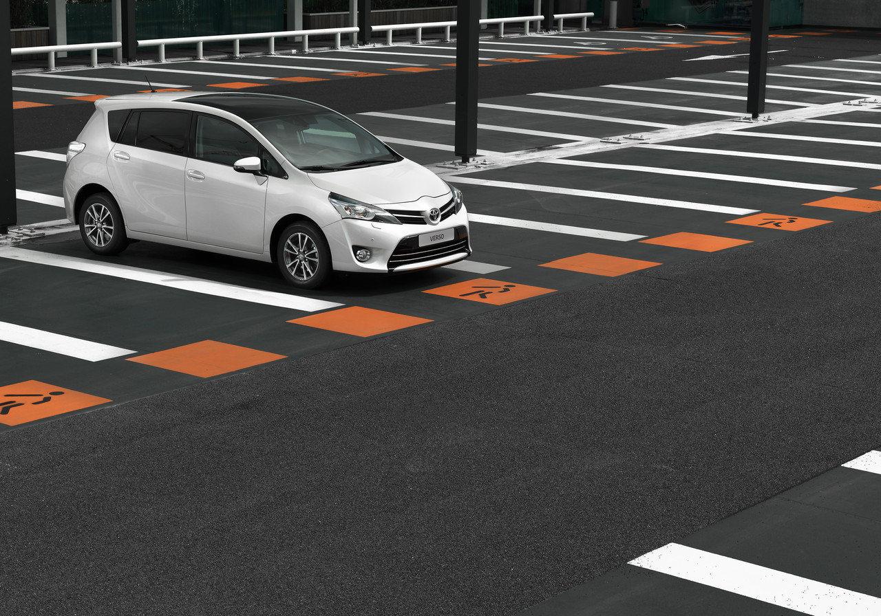 Foto de Toyota Verso 2012 (7/10)