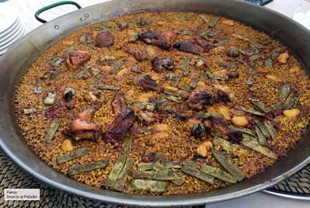 Dónde comer un buen arroz en Madrid