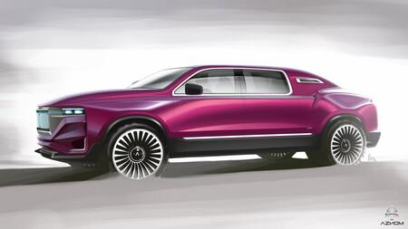 Aznom Palladium, la primer hyper limusina que promete 670 hp