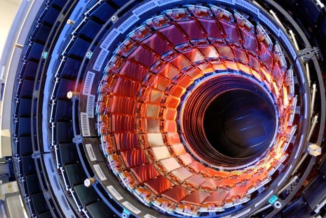 El gran colisionador de hadrones por dentro