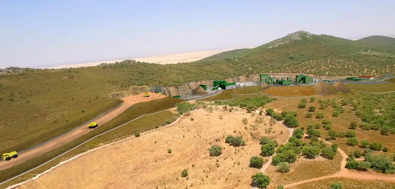 El segundo yacimiento de litio más grande de Europa está en Cáceres y podría abastacer a 10 millones de...