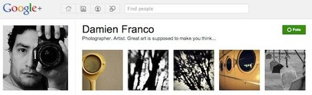 google plus profile 2