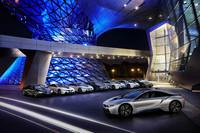 Los primeros BMW i8 ya están en manos de sus dueños
