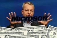 Microsoft habría pagado 1.000 millones de dólares a Nokia por la alianza, según Bloomberg