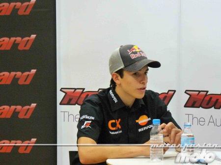 Entrevista a Marc Márquez: El Campeón del Mundo de 125cc está tranquilo