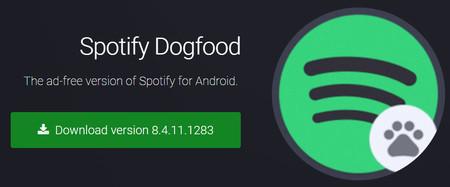 Apk Spotify Premium Gratis Dogfood
