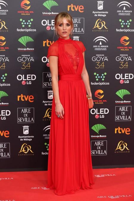 Ana Fernadez Premios Goya 2020 2