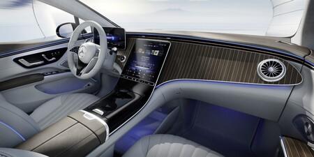 Mercedes Benz Eqs Interior 7