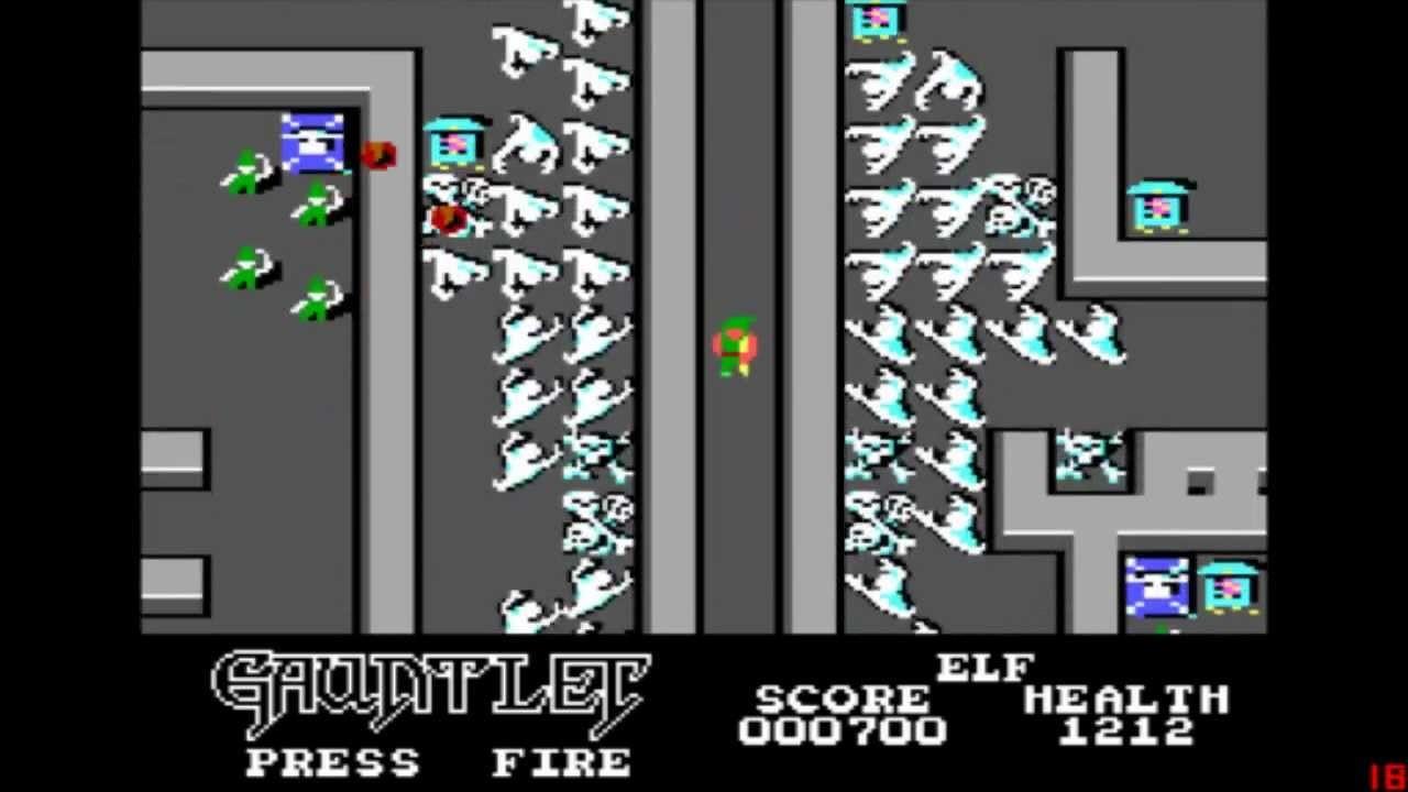 Gauntlet (Atari, 1988)