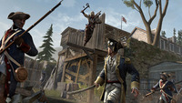 La historia del traidor Benedict Arnold en 'Assassin's Creed III' será exclusiva de PS3