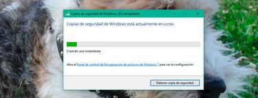 Cómo hacer una copia de seguridad de tus archivos con Windows, sin instalar nada adicional