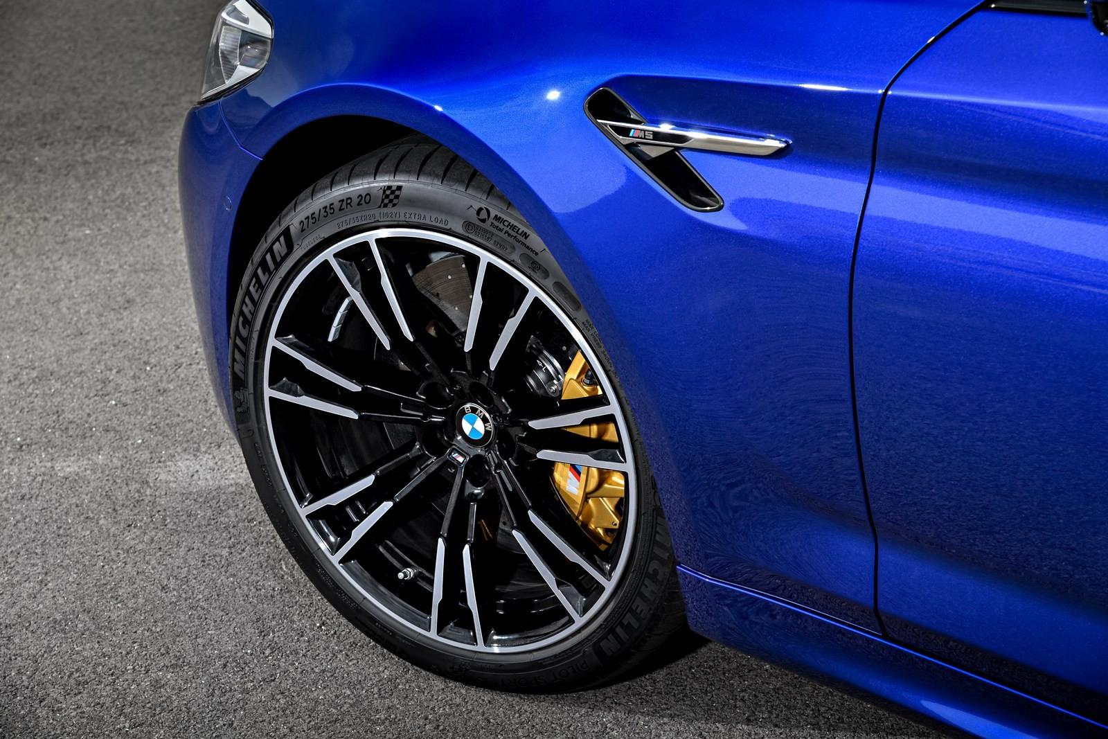 Foto de BMW M5 2018 (26/57)